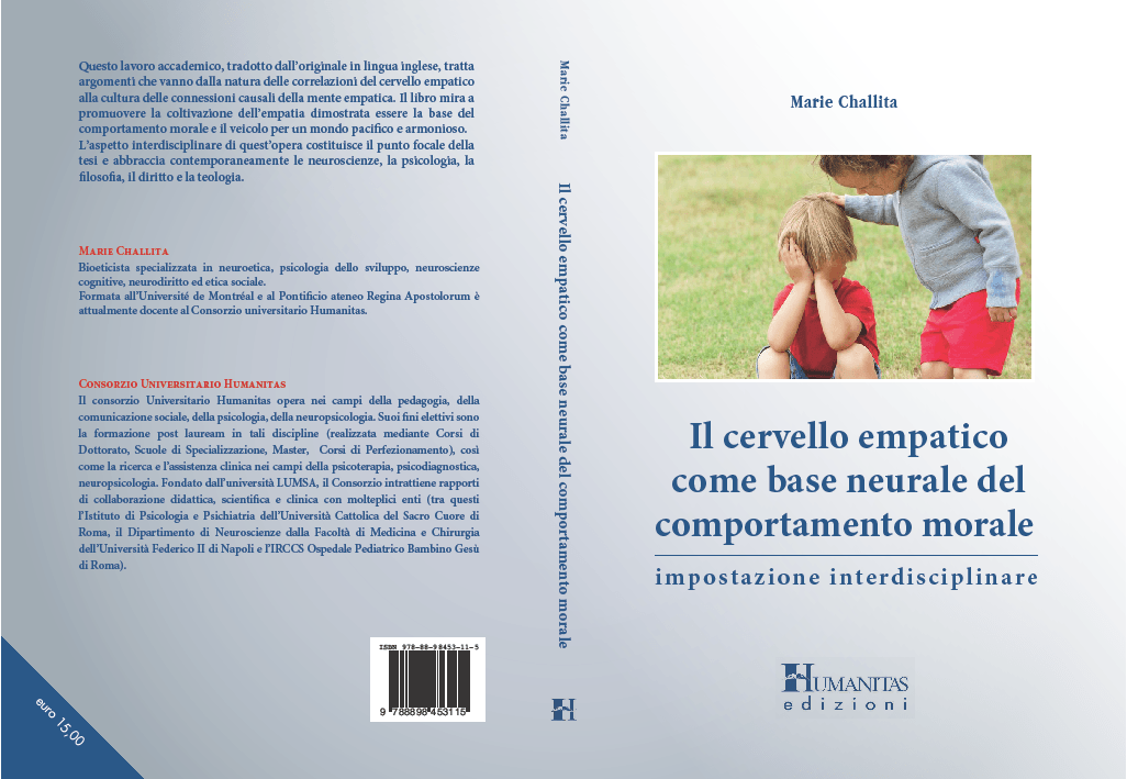 Il cervello empatico come base neurale del comportamento morale